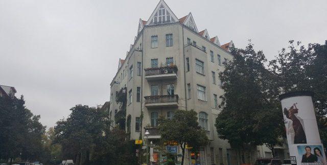 Kreuzberg - Tempelherrenstraße