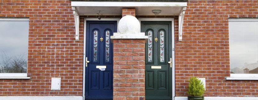 Aus eins mach zwei – die Teilung von Immobilien