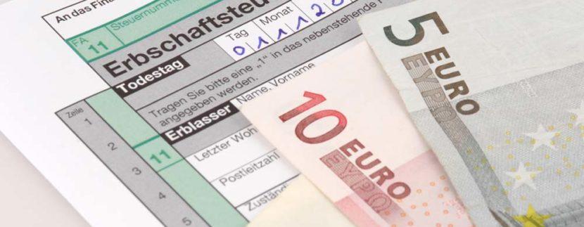 Alles rund um das Thema Erbschaftssteuer